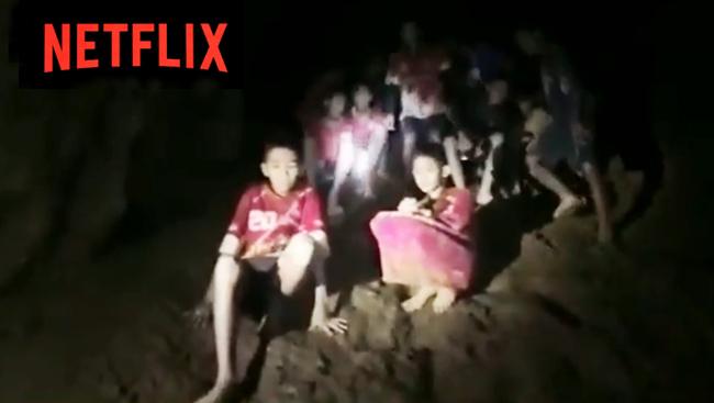 Netflix คว้าสิทธิ์ทำซีรีส์ 13 ชีวิตถ้ำหลวง คาดผลตอบแทนคนละ 2-3 ล้านบาท