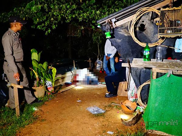 หนุ่มวัย 18 ชาวพัทลุงไม่พอใจบุกข่มขู่วัยรุ่นส่งเสียงดัง เจอตามกระหน่ำยิงดับอนาถ