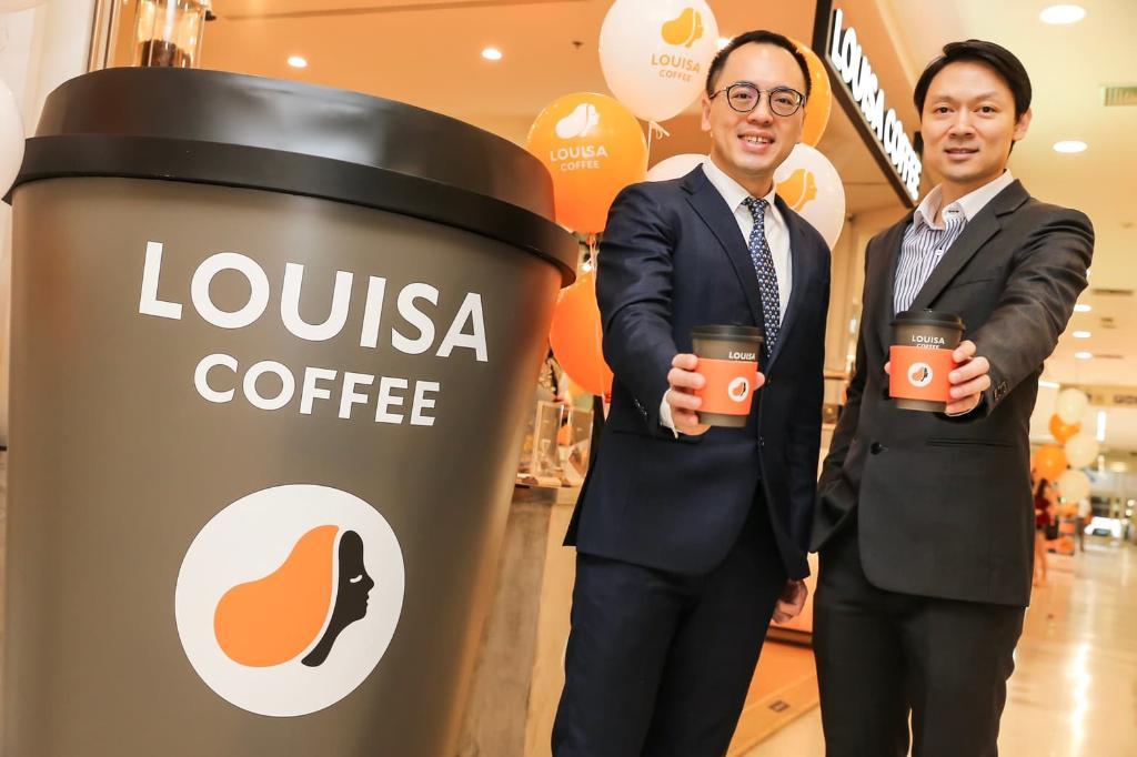 """""""หลุยซ่า""""บิ๊กเชนกาแฟไต้หวันบุกไทย ชูราคาต่ำกว่า 10-20 %หวังแจ้งเกิด"""