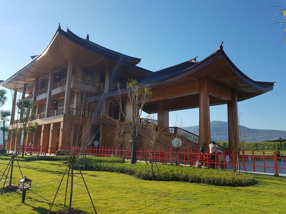 บ้านไม้หอมฮิโนกิ