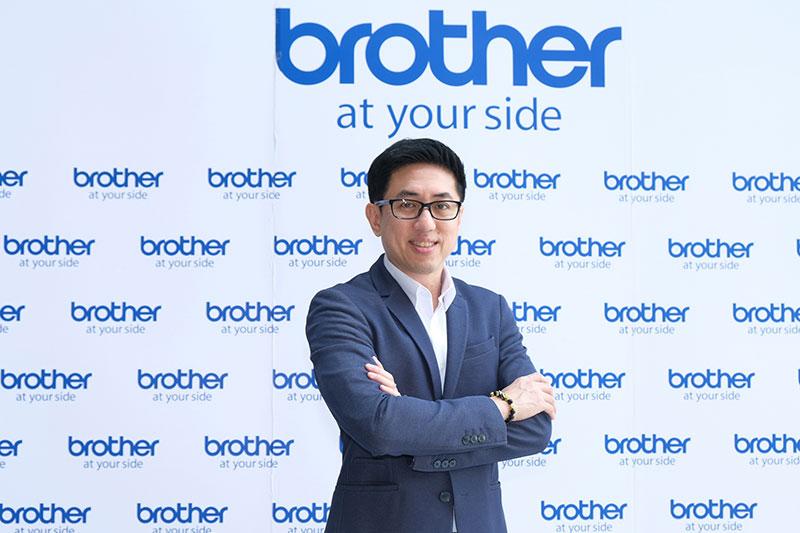 'บราเดอร์' ยอมรับฝีมือผู้บริหารไทย ขึ้นนั่งเอ็มดีประเทศไทย
