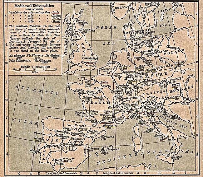 ที่มา: Historical Atlas by William R. Shepherd, New York, Henry Holt and Company, 1923.