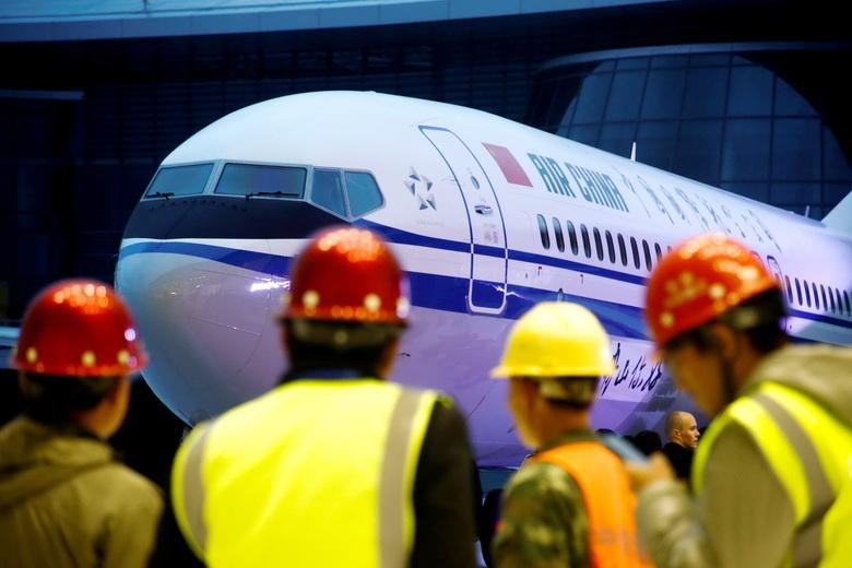 จีนสั่งระงับใช้โบอิ้ง 737 MAX หลังเครื่องเอธิโอเปียร่วง-ดับยกลำ 157 ศพ