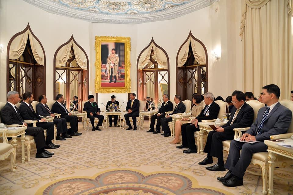 รมว.กต.โอมานพบนายกฯ สนให้ไทยเป็นประตูอาเซียน-ลงทุนอีอีซี