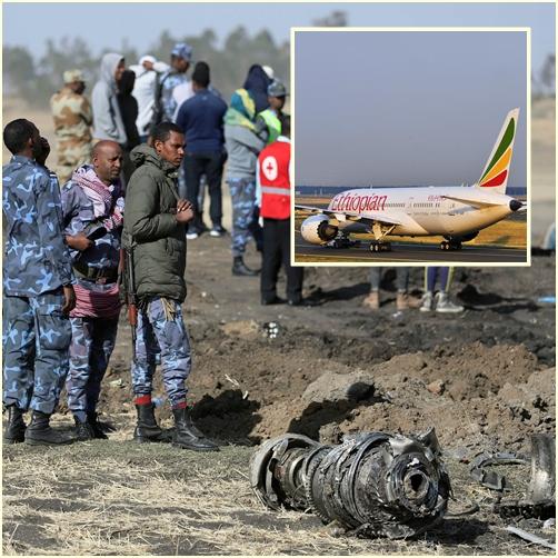 "In Clips :สายการบินเอธิโอเปียตัดสินใจสั่งห้ามบิน ""โบอิ้ง 737 MAX 8"" ยกฝูง ส่วนผู้ผลิตโบอิ้งเลื่อนงานเปิดตัวรุ่น 777X ออกไป"