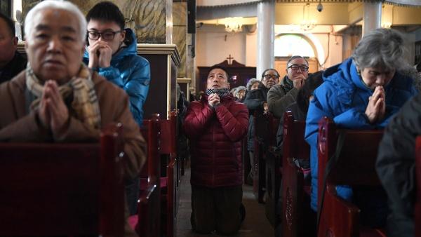 """สหรัฐฯ แนะจีนรับรอง """"เสรีภาพทางศาสนา"""" เพื่อให้ไต้หวันเชื่อใจ"""