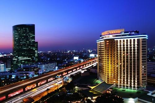 """""""โรงแรมเซ็นทรัล"""" คาดรายได้ปี 62 โต 5% วางงบลงทุน 3 ปี 2.6 หมื่นล้าน"""