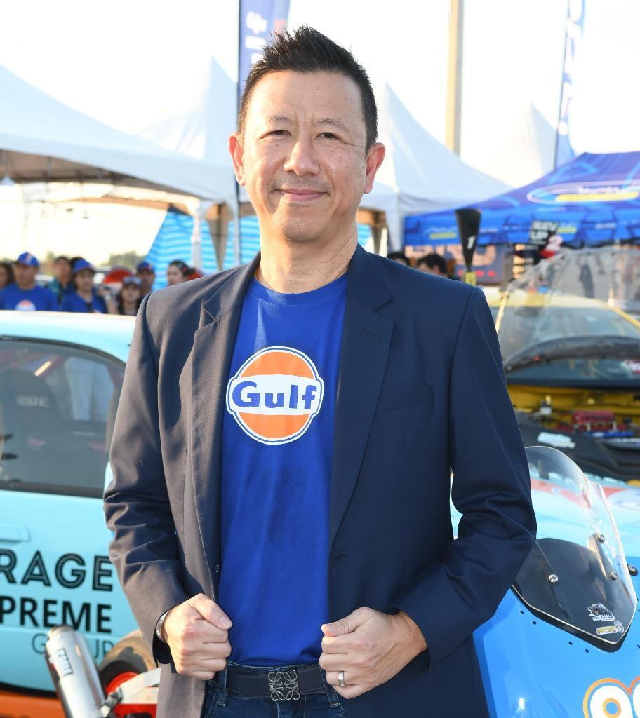 ณัฐพงศ์ อัศวทองกุล ผู้อำนวยการธุรกิจน้ำมันหล่อลื่น บริษัท ศรีเทพไทย มาร์เก็ตติ้ง จำกัด