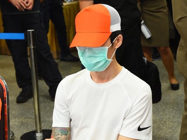 หนุ่มแดนกิมจิ หนีคดีแจ้งพาสปอร์ตหาย ตามหมายจับค้ายาฟิโลโฟน ศาลอินชอน