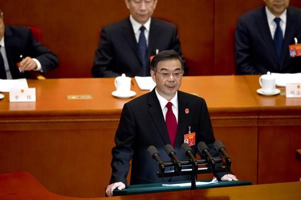 ศาลสูงสุดจีนแถลงผลงานปีที่แล้ว ลงโทษจนท.รับสินบน-ละเลยหน้า กว่า 30,000 ราย