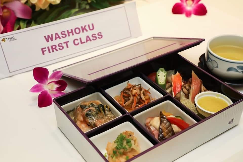การบินไทยจับมือเชฟญี่ปุ่น รังสรรค์เมนูสุขภาพ เสิร์ฟบิซิเนส-เฟิร์สคลาส