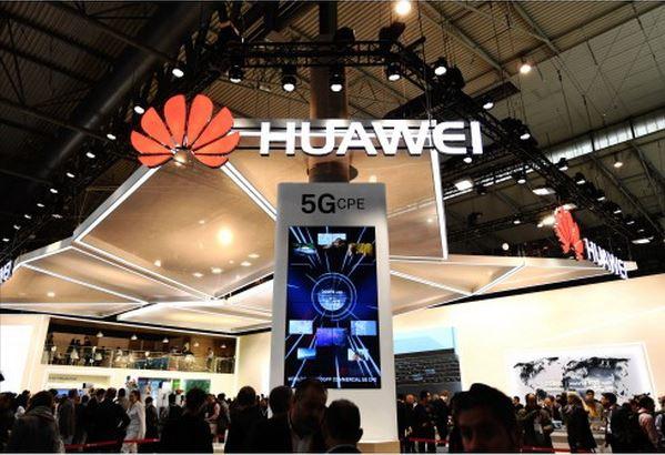 หัวเว่ย ยื่นคำร้องขอจดสิทธิบัตรต่อ EPO มากที่สุดเป็นอันดับ 1 ในด้านเทคโนโลยีการสื่อสารดิจิทัล (ภาพซินหวา สื่อทางการจีน)