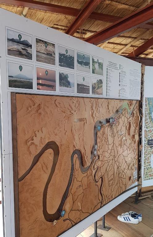ข้อมูลแม่น้ำโขงและสถานที่สำคัญตลอดลำน้ำ