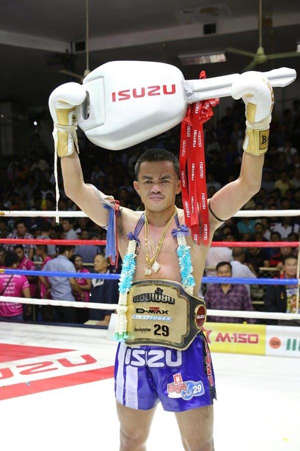 โฉมหน้าแชมป์มวยอีซูซุคัพ 29
