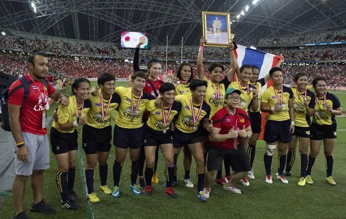 รักบี้ไทย มีลุ้นคว้าตั๋วโอลิมปิก 2020
