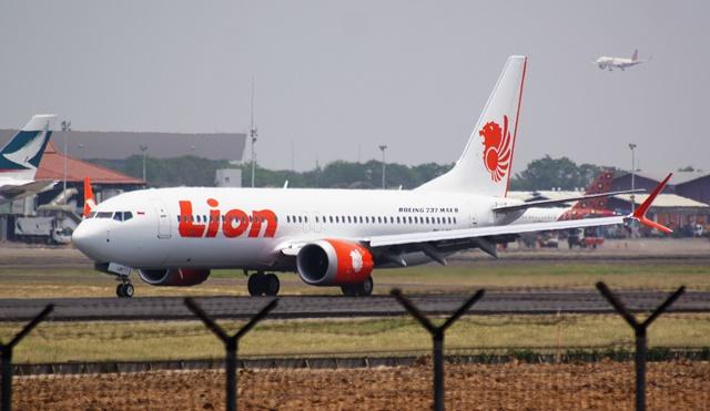 """""""Thai Lion Air"""" ยกเลิกเที่ยวบินโบอิ้ง 737 แม็กซ์ อย่างไม่มีกำหนด เพื่อความปลอดภัย"""