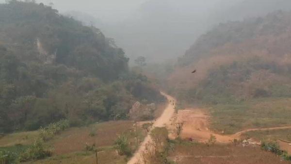 วิกฤติฝุ่นทำพิษ!นักท่องเที่ยวถ้ำหลวง หายกว่าครึ่ง-ฮอตสปอตโผล่ถี่เช้าเดียว 36 จุด