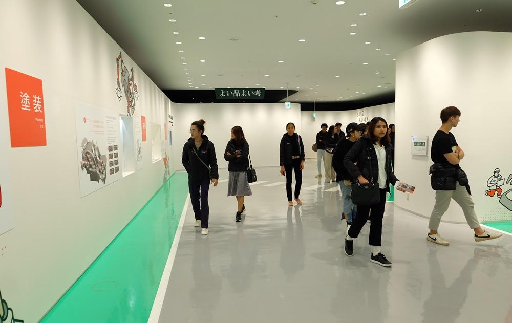 พิพิธภัณฑ์โตโยต้า (Toyota Kaikan Museum