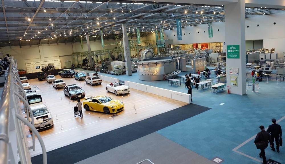 พิพิธภัณฑ์อนุสรณ์อุตสาหกรรมและเทคโนโลยีโตโยต้า