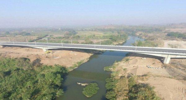 """คาด""""บิ๊กตู่-ซูจี""""ร่วมตัดริบบิ้นเปิดสะพานไทย-เมียนมา ข้ามน้ำเมย 2 เชื่อม EWEC 19 มีนาฯนี้"""