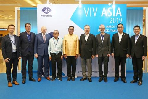 อธิบดีกรมปศุสัตว์ ชมงาน VIV Asia 2019