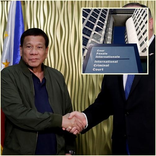 """In Clips :""""ฟิลิปปินส์"""" ลาออกจากศาลอาญาระหว่างประเทศ ICC อย่างเป็นทางการ หลัง """"ดูเตอร์เต"""" โดนสอบ"""
