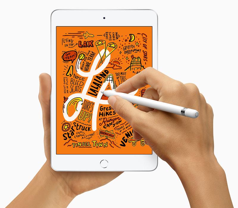 รอมานานiPad mini สเปกใหม่มาแล้ว รองรับ Apple Pencil
