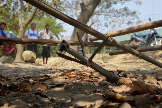 ชาวพม่าวิตกทหารปะทะกลุ่มติดอาวุธขยายวงเข้าเขตเมืองท่องเที่ยวมรัคอู