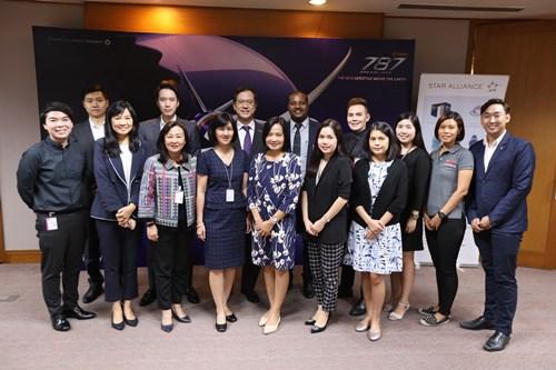 การบินไทยจัด ประชุม Star Alliance CSC Thailand
