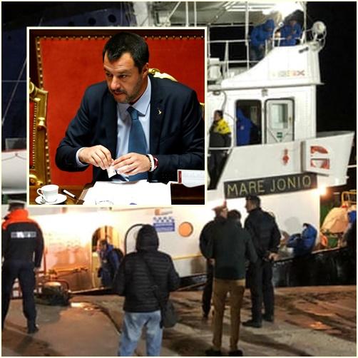 In Clips: เจ้าหน้าที่อิตาลียึดเรือเอ็นจีโอช่วยผู้อพยพนอกฝั่งลิเบีย