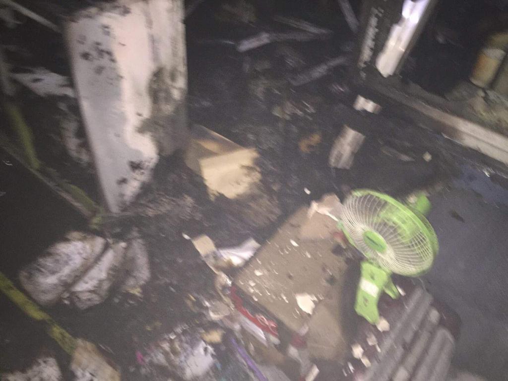 ไฟไหม้ห้องเก็บเอกสาร อาคารสำนักงานอธิการบดี ม.สวนสุนันทา เมื่อเช้ามืด | News by The Thaiger