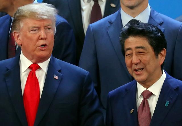 นายกรัฐมนตรีญี่ปุ่นมีแผนไปคุยกับทรัมป์ช่วงปลายเดือนเมษายน