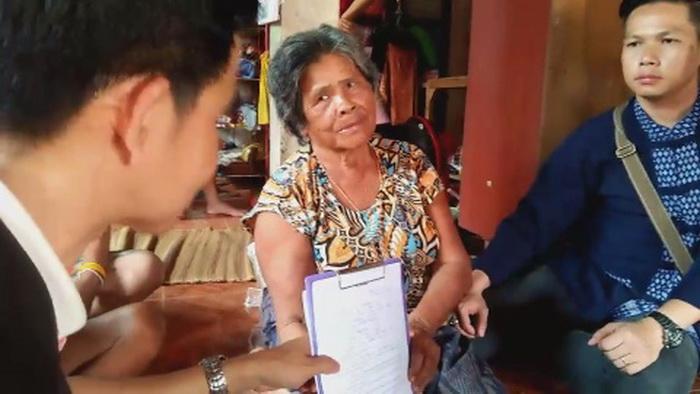 """ภาคีหญิงไทยในอังกฤษช่วยเหลือพ่อแม่ """"ลำดวน""""นำกระดูกกลับไทย"""