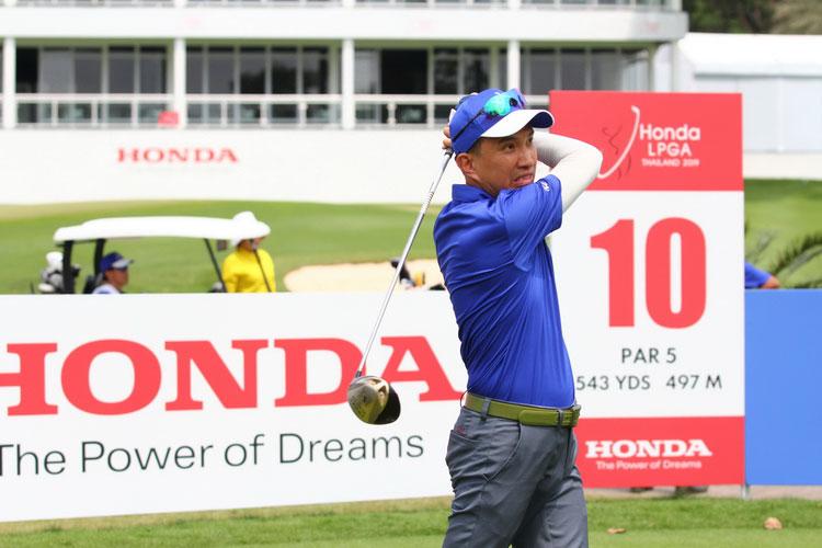 """ฮอนด้า จัด """"Honda Exclusive Golf 2019"""" ชวนลูกค้าออกรอบ ตามรอยโปร Honda LPGA Thailand 2019"""
