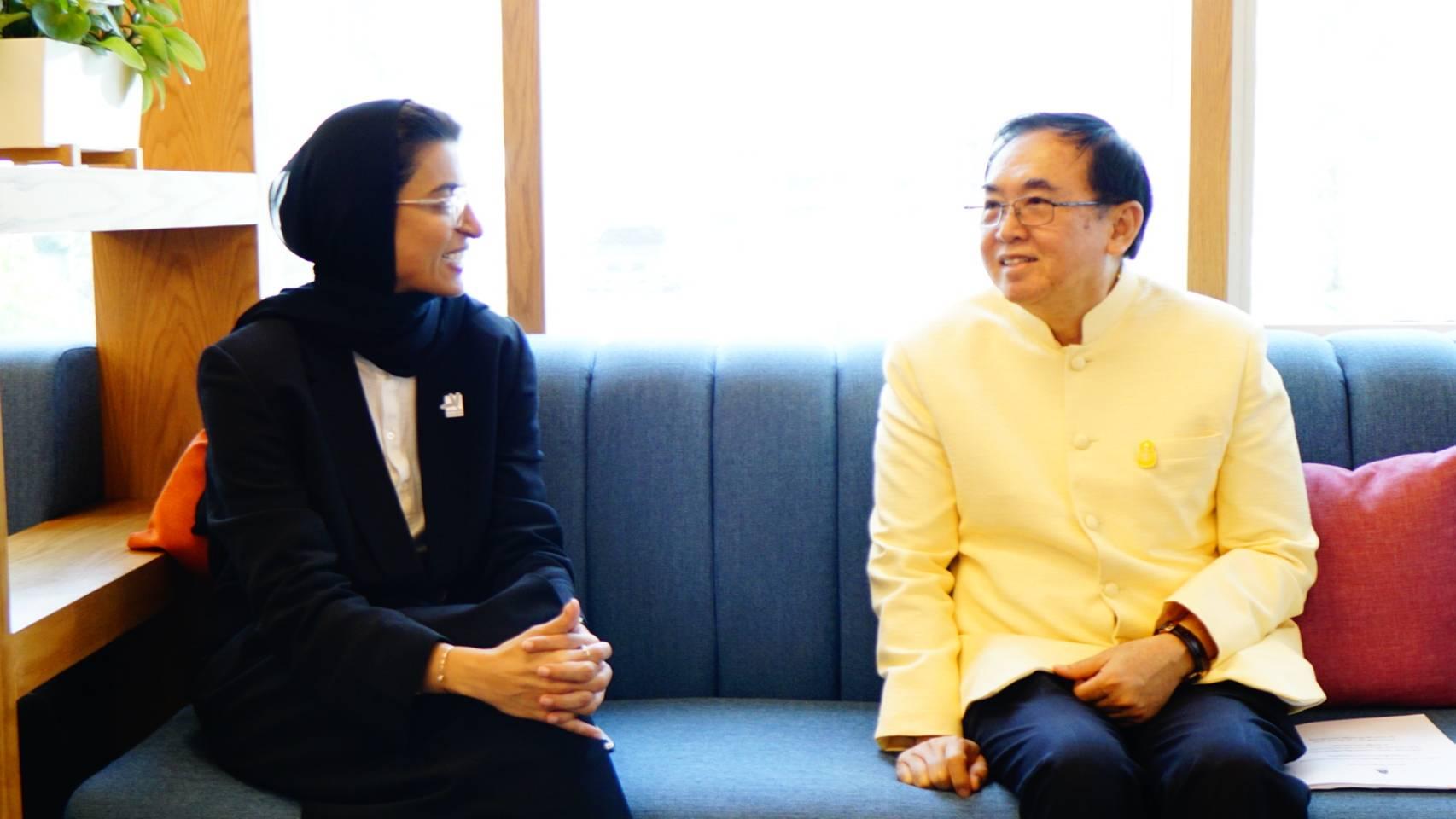 ไทย-ยูเออี จ่อลงนามความร่วมมือด้านวัฒนธรรมหลังปรับร่างข้อตกลงใหม่