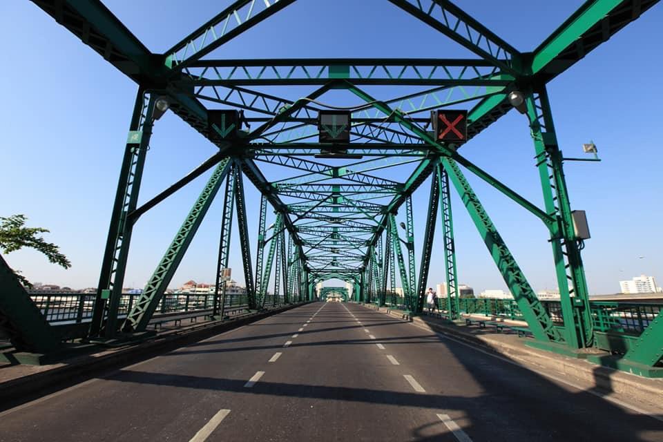 รวบโจรตัดสายไฟ!บนสะพานพระปกเกล้า ทช.เตือนขโมยของหลวงคุกสูงสุด7 ปี
