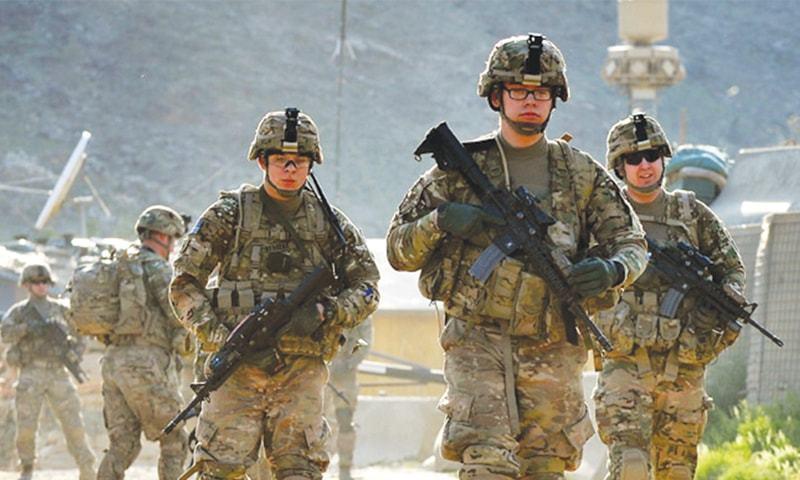 นาโตเผย! ทหารมะกัน 2 คนเสียชีวิตในอัฟกัน แต่อุบรายละเอียด