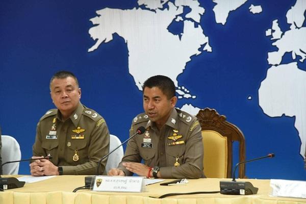 สตม.จับอาชญากรข้ามชาติ 4 คดีใหญ่ มีทั้งชาวมะกันหนีคดียาเสพติดซุกไทย 25 ปี รัสเซียจอมรีดไถ หนุ่มเกาหลีตุ๋นลงทุนตลาดหุ้น