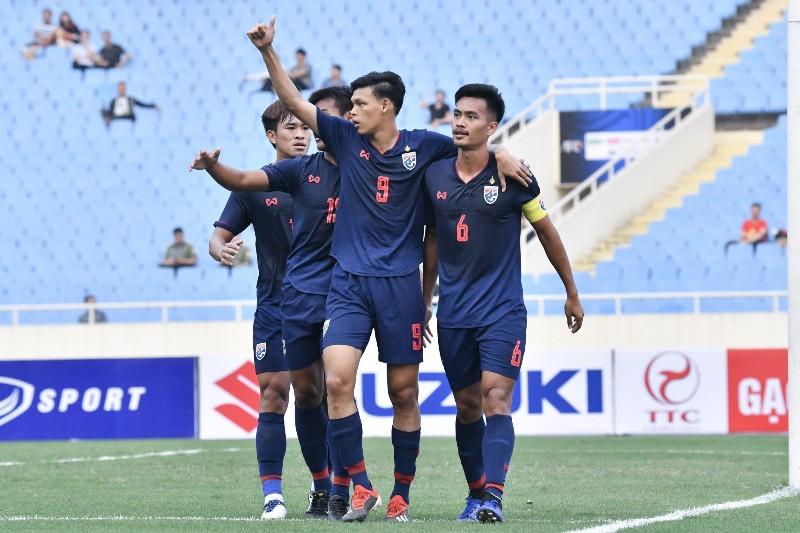 ยู 23 ไทย เอาชนะ อินโดนีเซีย 4-0