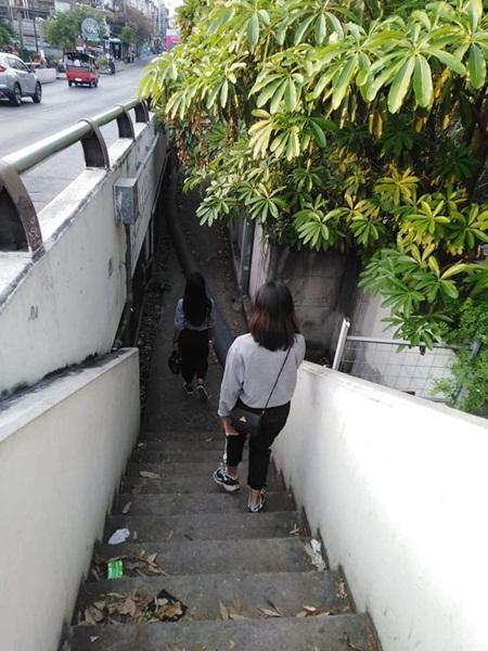 สาวแจ้ง ตร.กลางวันแสกๆ หวิดถูกข่มขืนใต้สะพานข้ามคลองแสนแสบ