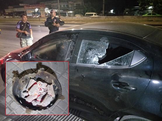 สลด อาจารย์มหาลัยเอกชนดังย่านคลองหลวง จุดเตารมควันฆ่าตัวตายในรถเก๋งป้ายแดง