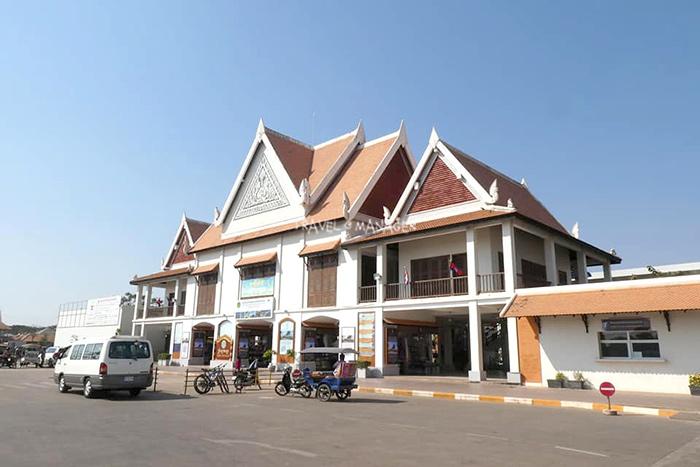 Angkor Enterprise สถานที่ขายตั๋วชมนครวัด-นครธม