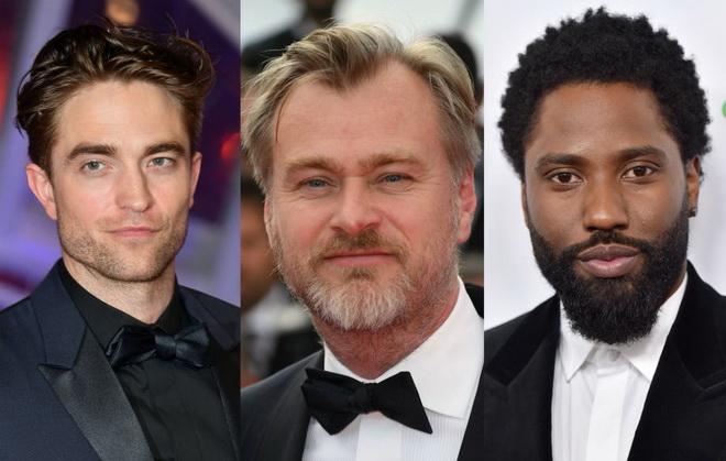 จอห์น เดวิด วอชิงตัน และ โรเบิร์ต แพตตินสัน จะรับบทนำในหนังใหม่อของ โนแลน ที่ตอนนี้ยังไม่เปิดเผยข้อมูลใดๆ
