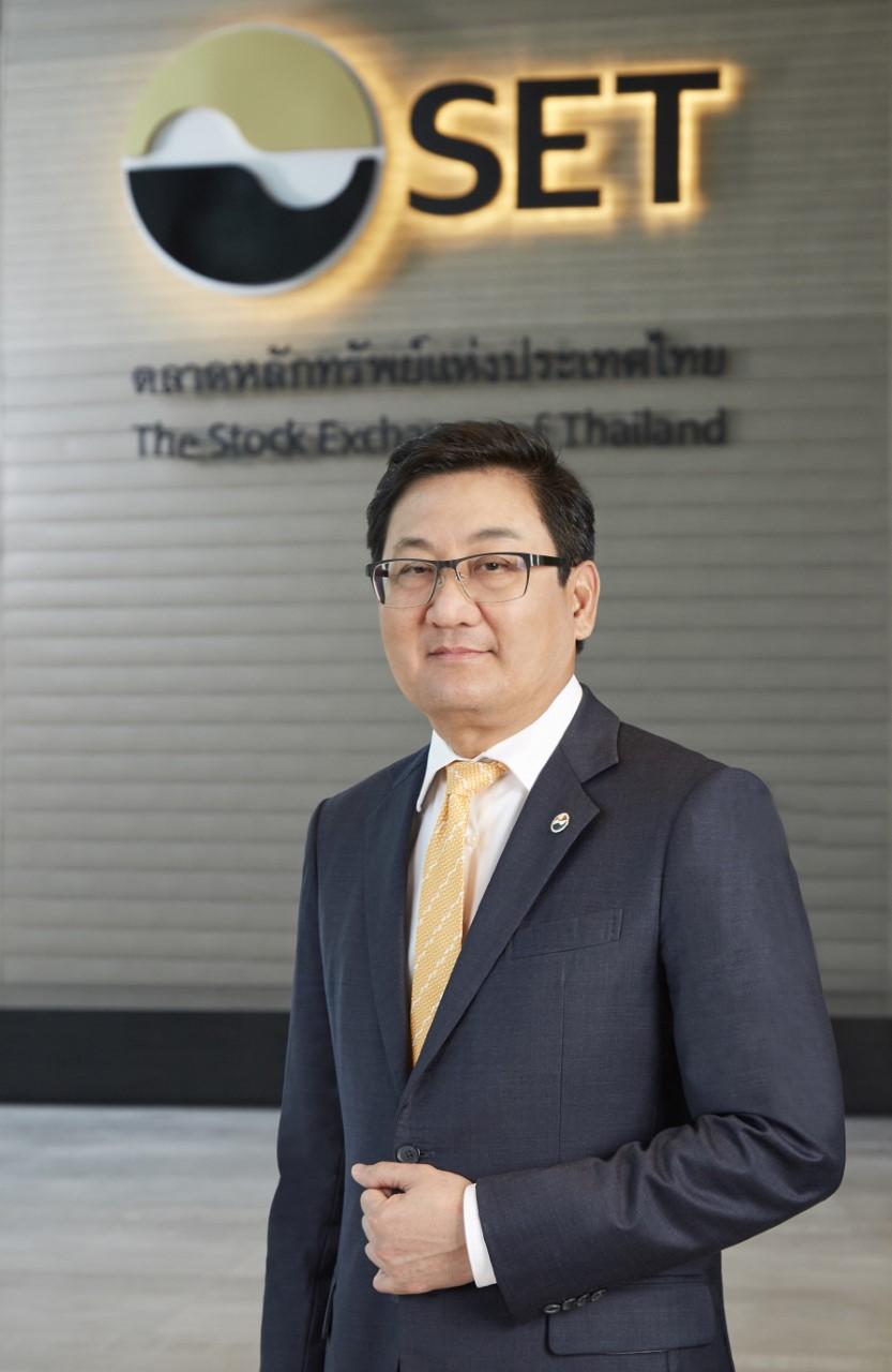 """""""ภากร"""" ยันหุ้นไทยร่วงตามตลาดโลก แนะนักลงทุนพิจารณาปัจจัยพื้นฐาน"""