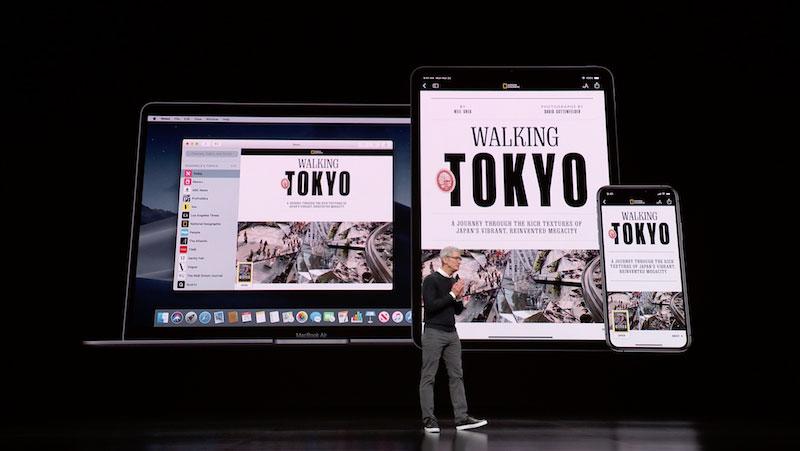 ทำความรู้จัก 4 บริการใหม่จาก Apple