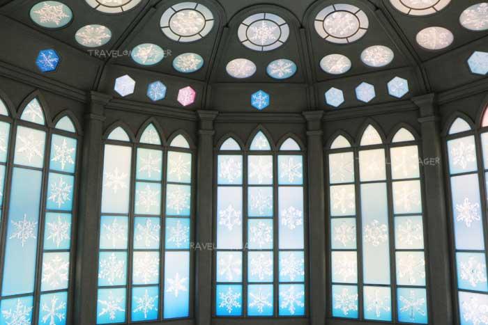 ความงดงามของห้อง Crystal Room