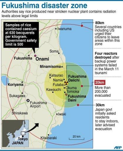 ญี่ปุ่นจ่อ 'ยกเลิก' คำสั่งอพยพในเมืองที่ตั้งรฟ.ฟูกูชิมะ ครั้งแรกในรอบ 8 ปี