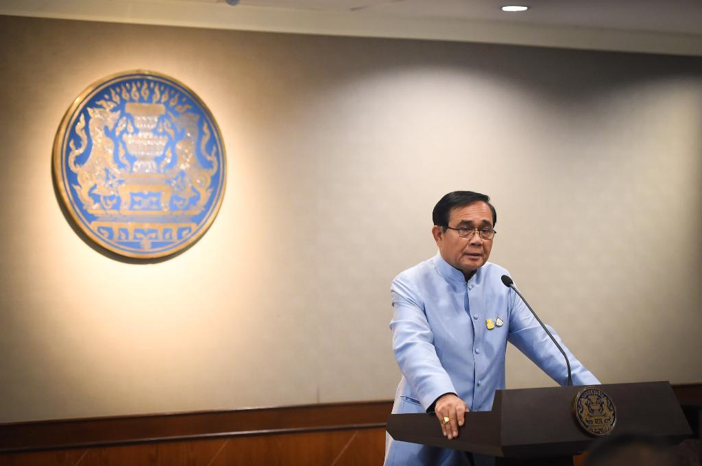 """""""ประยุทธ์"""" ระบุธนาคารโลกยกไทยมีศักยภาพศก. รับยังมีปัญหาอีกเยอะที่ต้องแก้"""