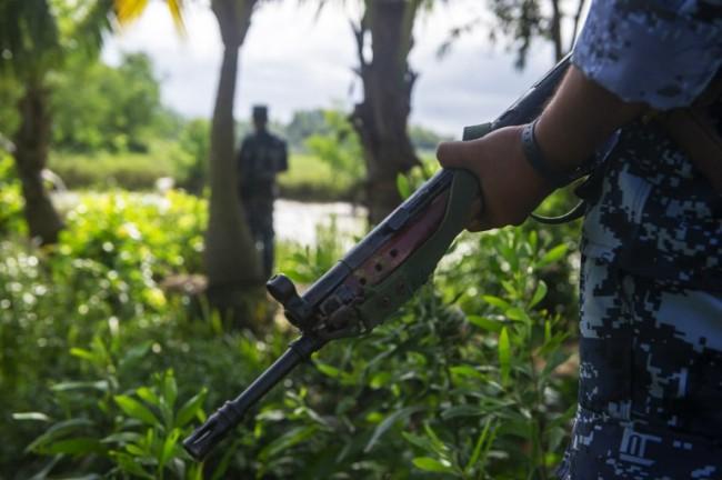 บริษัทอดีตทหารหน่วยซีลเปิดกิจการในพม่ารับจ้างดูแลนักลงทุนในเขตพื้นที่เสี่ยง