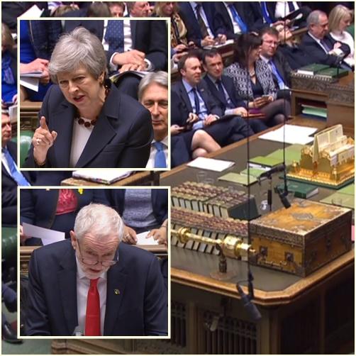 """In Clips: รัฐสภาอังกฤษเริ่มต้นโหวตแผนทางเลือก  - อียูลั่น """"ข้อตกลงกู๊ดฟรายเดย์"""" ต้องใช้ทุกสถานการณ์ BREXIT"""